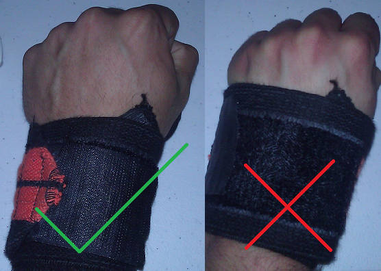 Legal Wrist Wraps
