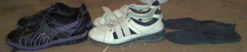 My Powerlifting Shoes
