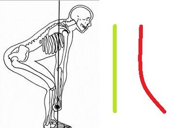 Výsledok vyhľadávania obrázkov pre dopyt straight bar path deadlift