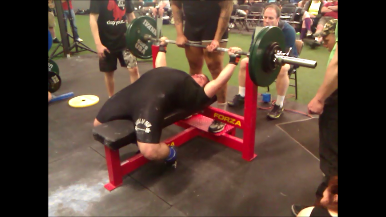 Powerlifting Bench Press Rules Powerliftingtowin