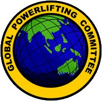 GPC Powerlifting Logo