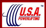 USAPL Powerlifting Logo