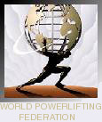 WPF Powerlifting Logo
