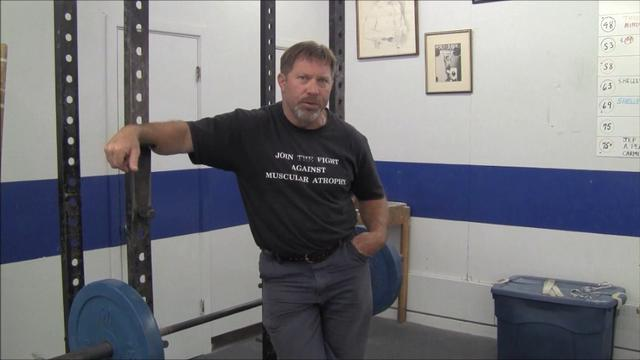 Meet Coach Mark Rippetoe -- the man who authored Starting Strength.