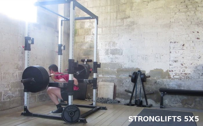 Meet Mehdi from StrongLifts.com. Photo: StrongLifts.com