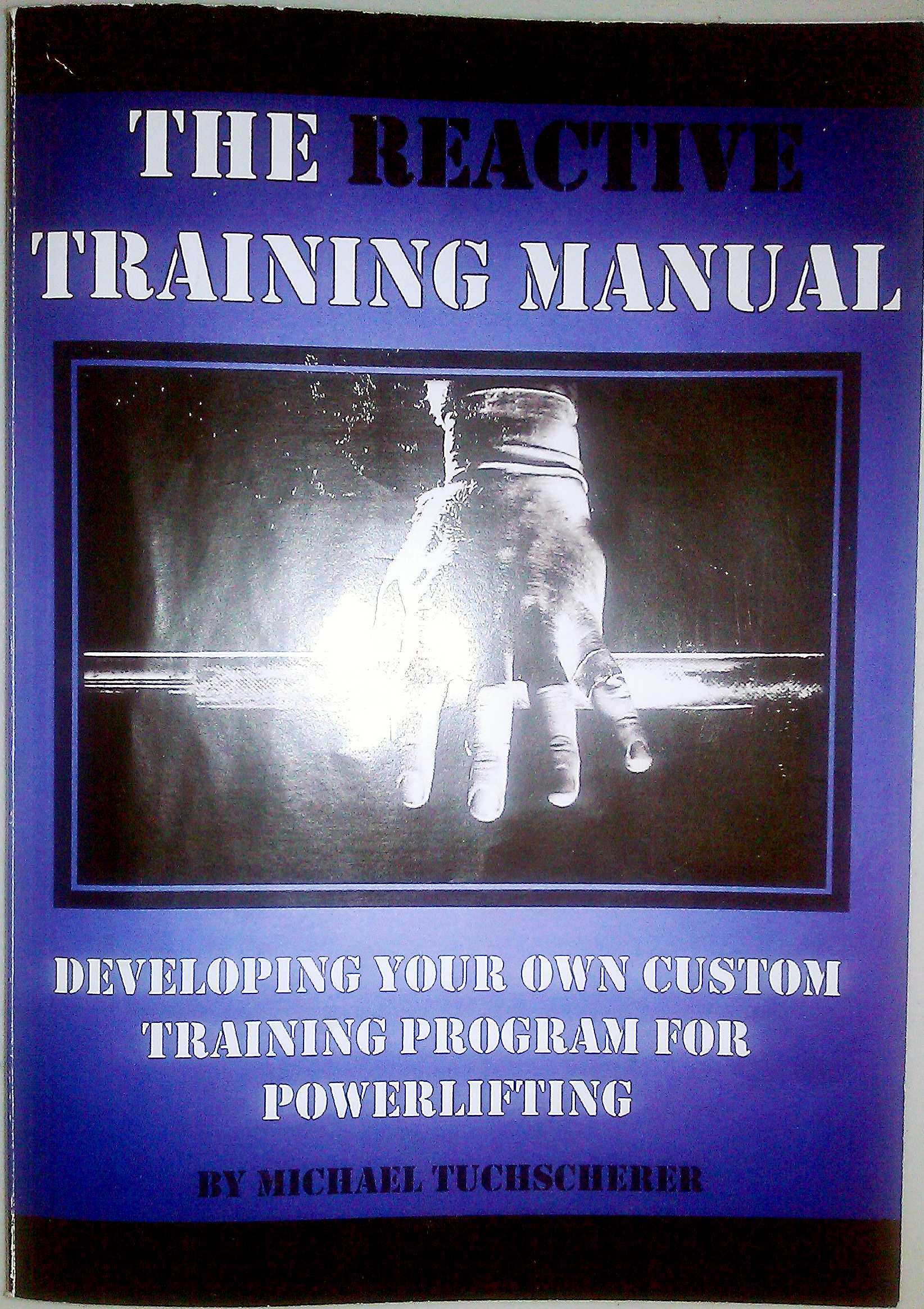 reactive training systems manual