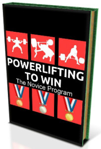 The PowerliftingToWin Novice Program eBook