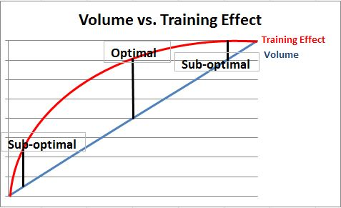 Volume vs. Training Effect