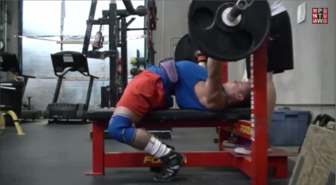 How To Improve Your Bench Press Arch Powerliftingtowin