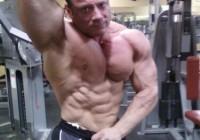 Matt Kroc cut from over 250lbs to make the 220lbs weight class.