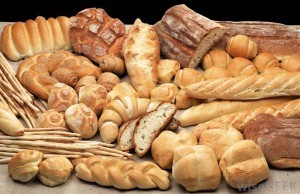 Bread is one of the most common sources of carbohydrates. picture: wisegeek.com