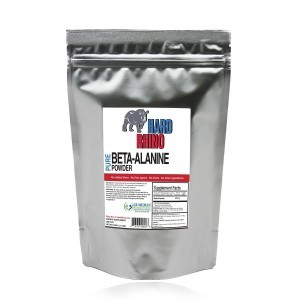 Beta-Alanine is another supplement with strong support. It's best bought in bulk for cheap.