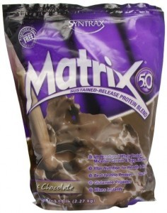 Syntrax Matrix 5.0 is my favorite tasting brand of low carb, low fat Whey Protein.