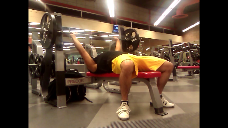 Powerlifting Bench Press Rules Powerliftingtowin